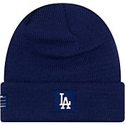 New Era Men's Los Angeles Dodgers Clubhouse Knit Hat