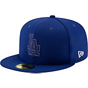New Era Men's Los Angeles Dodgers 59Fifty Clubhouse Navy Fitted Hat