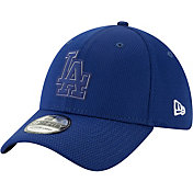 Product Image · New Era Men s Los Angeles Dodgers 39Thirty Clubhouse Navy  Stretch Fit Hat dddfab27c