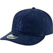 Product Image · New Era Men s Los Angeles Dodgers 9Fifty Suede Retro Navy  Adjustable Snapback Hat 1fb41bc2cf0