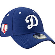 New Era Men's Los Angeles Dodgers 39Thirty HexTech 2019 Spring Training Stretch Fit Hat