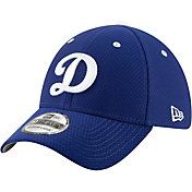New Era Men's Los Angeles Dodgers 39Thirty HexTech Batting Practice Stretch Fit Hat