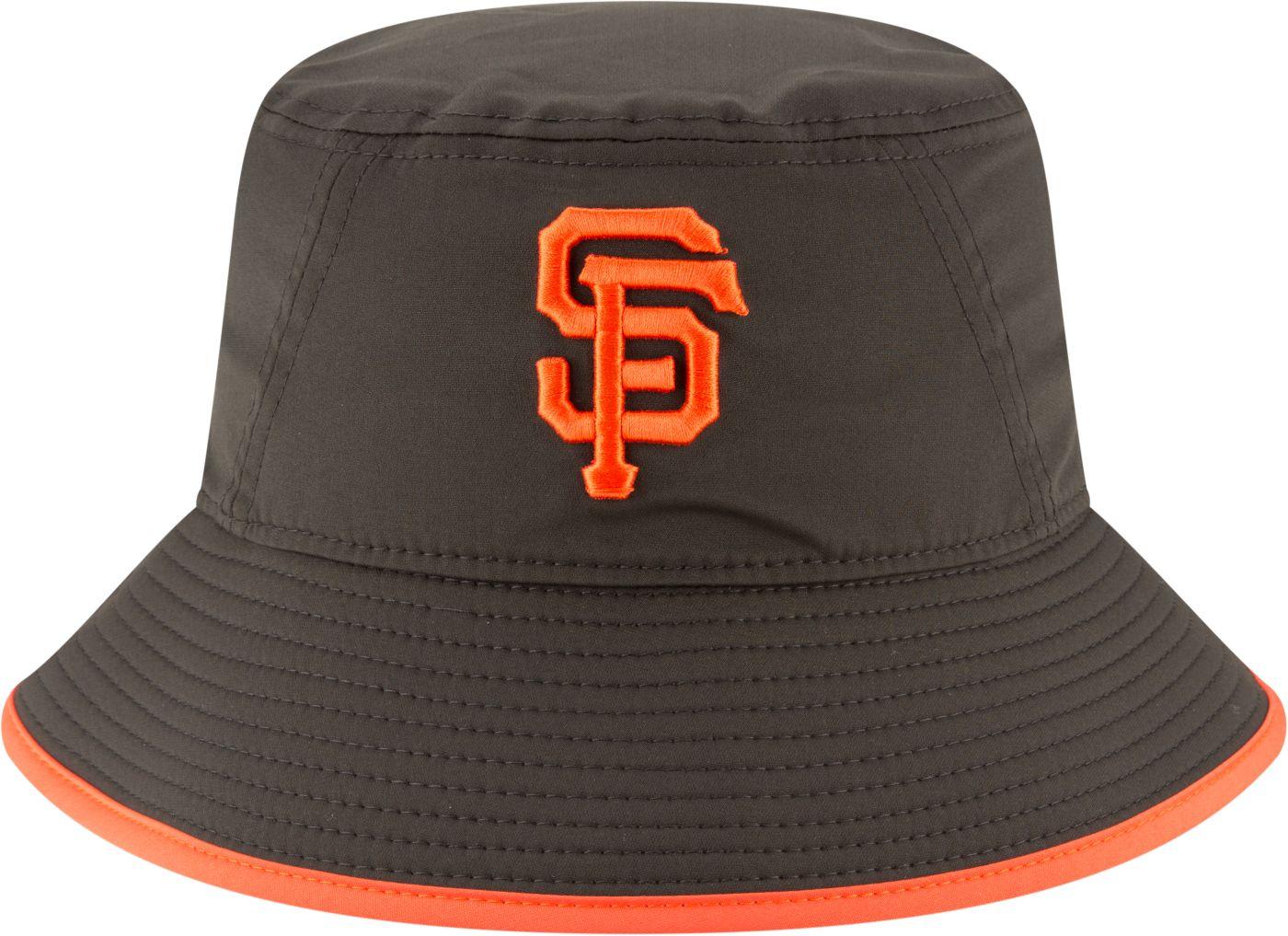 New Era Men's San Francisco Giants Clubhouse Bucket Hat