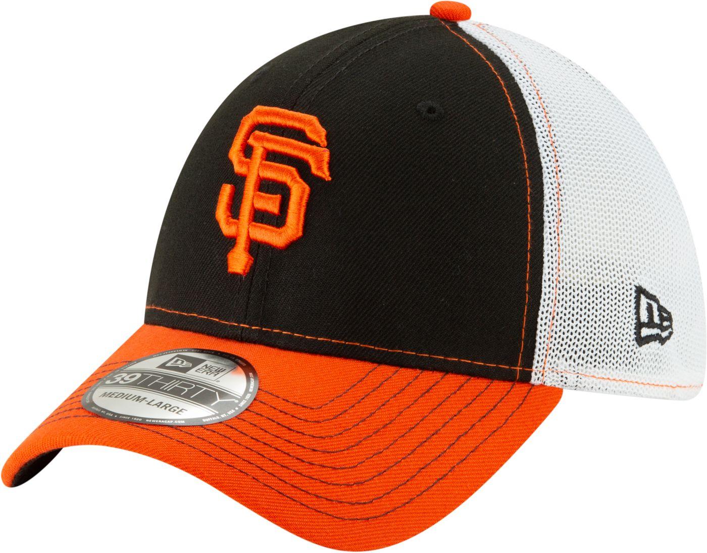 New Era Men's San Francisco Giants 39Thirty Practice Piece Stretch Fit Hat