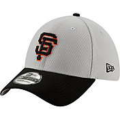 New Era Men's San Francisco Giants 39Thirty HexTech Batting Practice Stretch Fit Hat