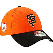 New Era Men's San Francisco Giants 39Thirty HexTech 2019 Spring Training Stretch Fit Hat