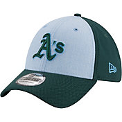 New Era Men's Oakland Athletics 39Thirty 2018 Father's Day Stretch Fit Hat