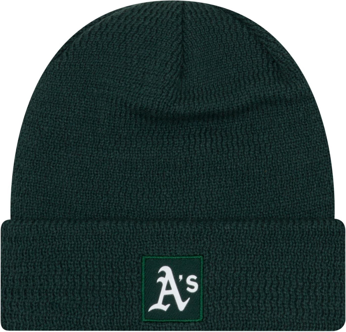 New Era Men's Oakland Athletics Clubhouse Knit Hat