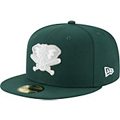 New Era Men's Oakland Athletics 59Fifty Cooperstown Green Fitted Hat