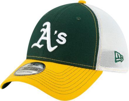 b5294be45816 New Era Men's Oakland Athletics 39Thirty Practice Piece Stretch Fit Hat