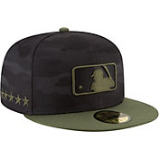 New Era Men's MLB Logo 59Fifty 2018 Memorial Day Fitted Hat