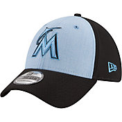 New Era Men's Miami Marlins 39Thirty 2018 Father's Day Stretch Fit Hat