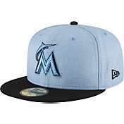 New Era Men's Miami Marlins 59Fifty 2018 Father's Day Fitted Hat