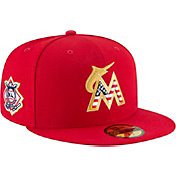 New Era Men's Miami Marlins 59Fifty 2018 4th of July Fitted Hat