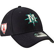 New Era Men's Seattle Mariners 39Thirty HexTech 2019 Spring Training Stretch Fit Hat