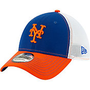 New Era Men's New York Mets 39Thirty Practice Piece Stretch Fit Hat