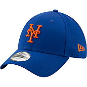 New Era Men's New York Mets 39Thirty Perf Play Stretch Fit Hat