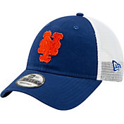 New Era Men's New York Mets 9Forty Team Trucker Adjustable Hat