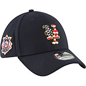 New Era Men's New York Mets 39Thirty 2018 4th of July Stretch Fit Hat