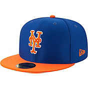 New Era Men's New York Mets 59Fifty HexTech Batting Practice Fitted Hat