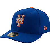 New Era Men's New York Mets 59Fifty Alternate Royal Low Crown Fitted Hat