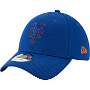 New Era Men's New York Mets 39Thirty Clubhouse Royal Stretch Fit Hat