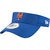 New Era Men's New York Mets Clubhouse Adjustable Visor