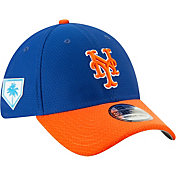 New Era Men's New York Mets 39Thirty HexTech 2019 Spring Training Stretch Fit Hat