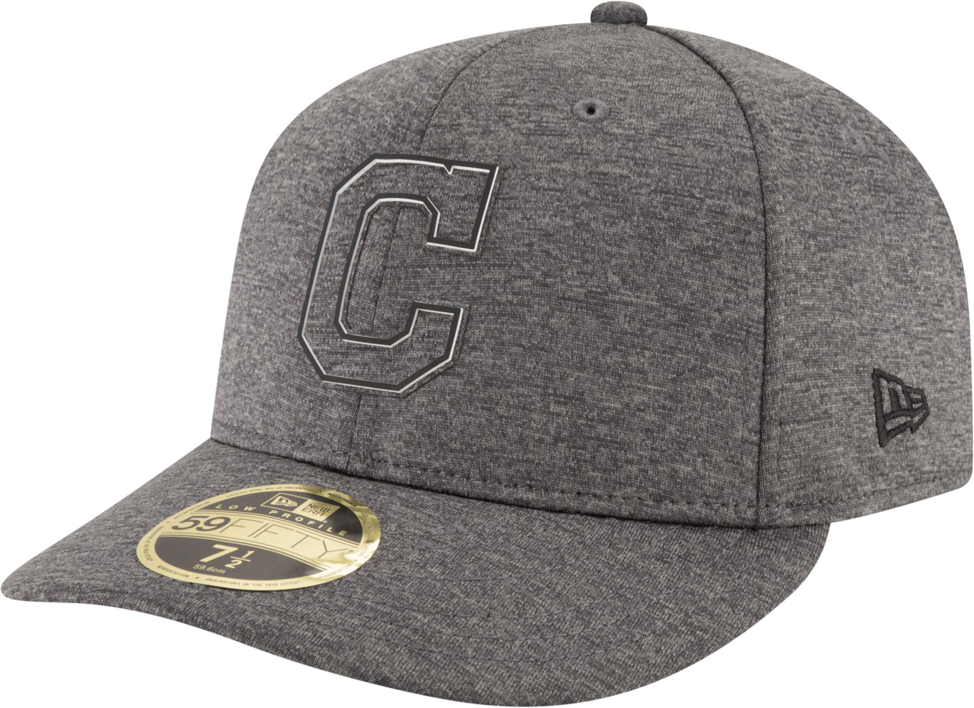 b905a417596fe3 best price new era mens cleveland indians 59fifty clubhouse low crown  fitted hat 5dbfb 6bb6e