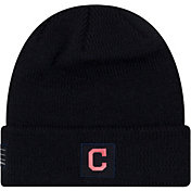 New Era Men's Cleveland Indians Clubhouse Knit Hat