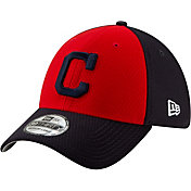 hot sale online 0457d 6e42b Product Image · New Era Men s Cleveland Indians 39Thirty HexTech Batting  Practice Stretch Fit Hat