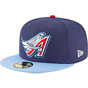 New Era Men's Los Angeles Angels 59Fifty 1997 Navy Fitted Hat