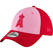 New Era Men's Los Angeles Angels 39Thirty 2018 Mother's Day Stretch Fit Hat