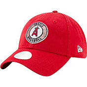 New Era Women's Los Angeles Angels 9Twenty Patched Sparkle Adjustable Hat