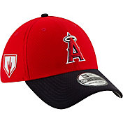 New Era Men's Los Angeles Angels 39Thirty HexTech 2019 Spring Training Stretch Fit Hat