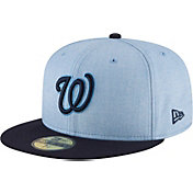 New Era Men's Washington Nationals 59Fifty 2018 Father's Day Fitted Hat