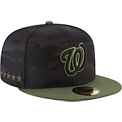 New Era Men's Washington Nationals 59Fifty 2018 Memorial Day Fitted Hat