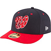 db2d9244ad3 Product Image · New Era Men s Washington Nationals 59Fifty Alternate Red Low  Crown Fitted Hat