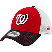 New Era Men's Washington Nationals 39Thirty Practice Piece Stretch Fit Hat