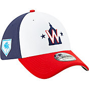 New Era Men's Washington Nationals 39Thirty HexTech 2019 Spring Training Stretch Fit Hat
