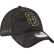 New Era Men's San Diego Padres 39Thirty 2018 Memorial Day Stretch Fit Hat