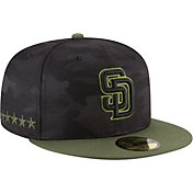 New Era Men's San Diego Padres 59Fifty 2018 Memorial Day Fitted Hat