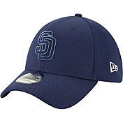 Product Image · New Era Men s San Diego Padres 39Thirty Clubhouse Navy  Stretch Fit Hat c95eaf3c877