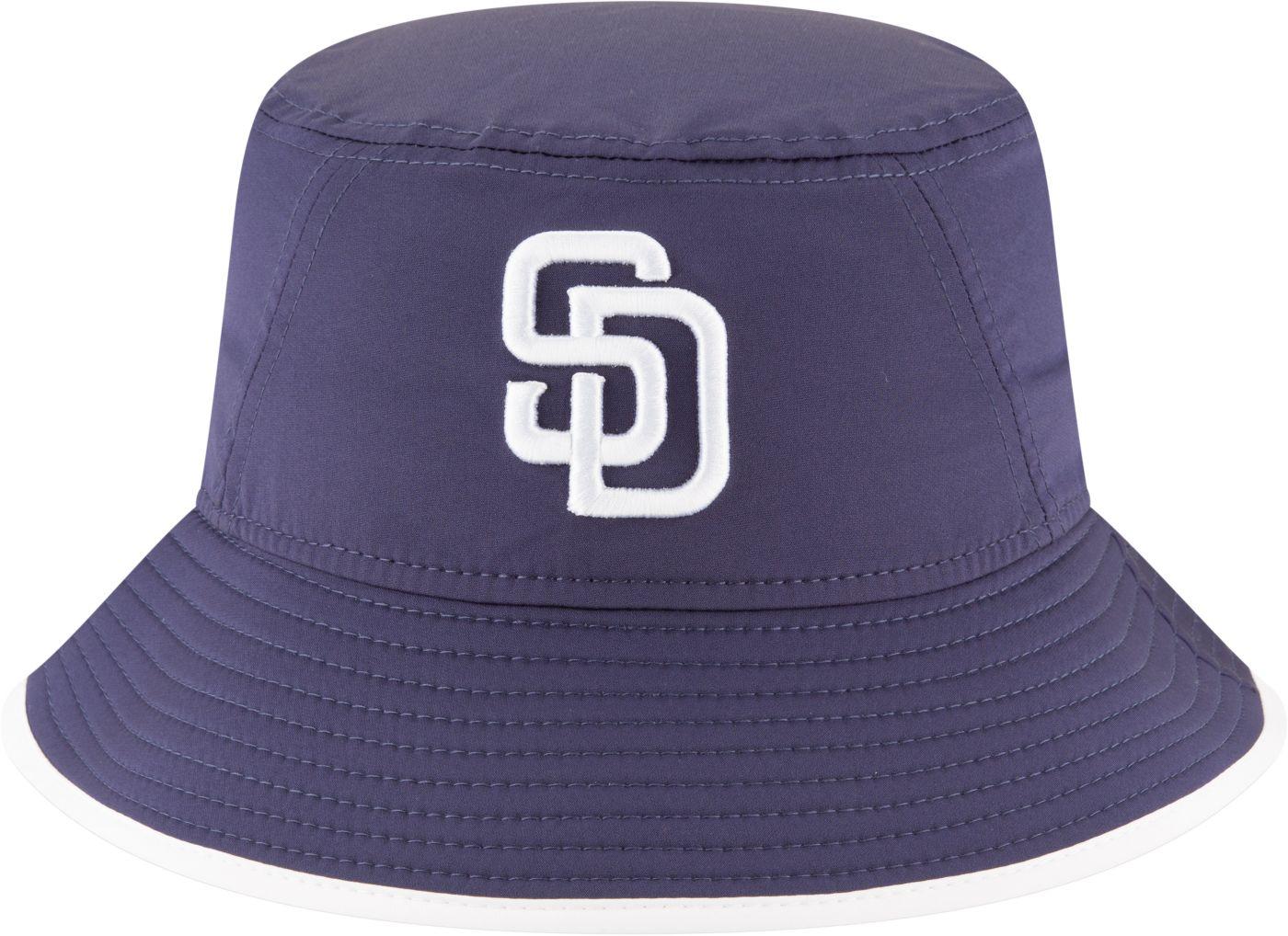 New Era Men's San Diego Padres Clubhouse Bucket Hat