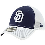 New Era Men's San Diego Padres 39Thirty Practice Piece Stretch Fit Hat