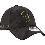 New Era Men's Philadelphia Phillies 39Thirty 2018 Memorial Day Stretch Fit Hat