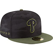 New Era Men's Philadelphia Phillies 59Fifty 2018 Memorial Day Fitted Hat