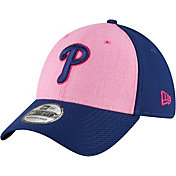 New Era Men's Philadelphia Phillies 39Thirty 2018 Mother's Day Stretch Fit Hat