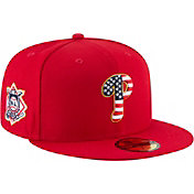 New Era Men's Philadelphia Phillies 59Fifty 2018 4th of July Fitted Hat