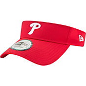 New Era Men's Philadelphia Phillies Clubhouse Adjustable Visor